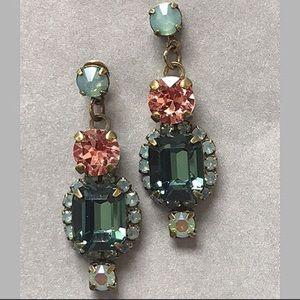 Sorrelli Crystal Dangle Earring, NWT